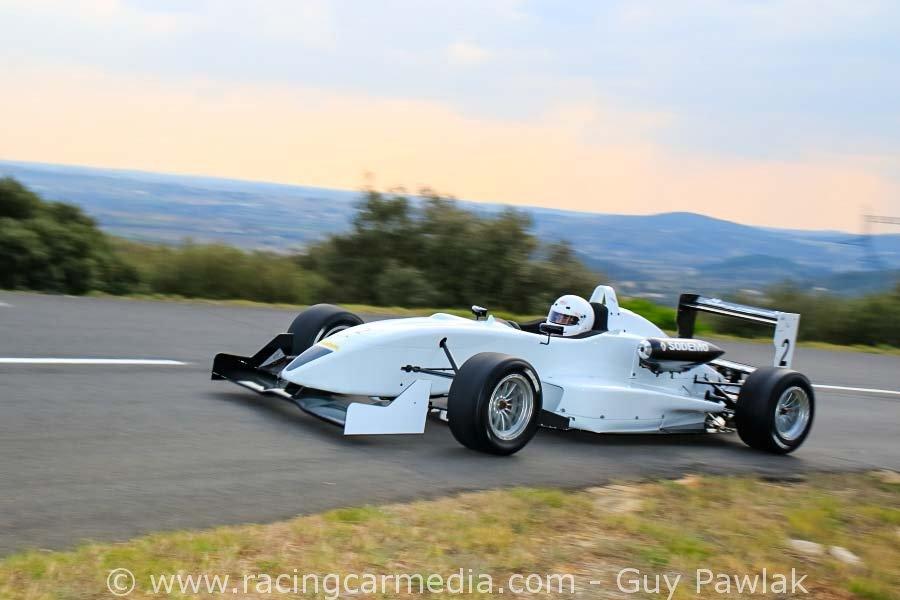Nicolas Verdier (Dallara 602) - Course de côte Neffiès 2016 - 1er au scratch